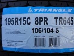 Triangle Group TR645. Летние, 2017 год, без износа, 4 шт