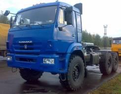 Камаз. Седельный тягач -53504-6020-46, 11 760 куб. см., 12 000 кг.