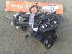 Проводка под радиатор. Toyota Wish, ZNE10 Двигатель 1ZZFE