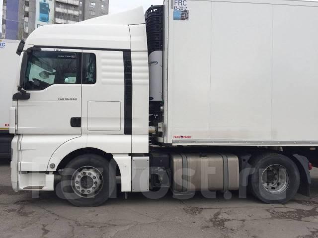 MAN TGX 18.400. MAN TGX 18.440, 10 518 куб. см., 18 000 кг.