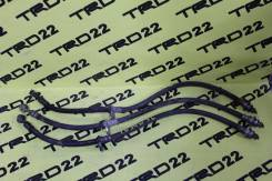 Шланг тормозной. Suzuki Escudo, TA74W, TD54W, TD94W, TDA4W, 3TD62, FTB03, JT Suzuki Grand Vitara, 3TD62, JT, FTB03 Двигатели: J20A, H25A, J24B, M16A...