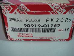 Свеча зажигания. Toyota Carina E, AT191L, AT191, AT190, AT190L Toyota Carina, AT190, AT191 Двигатели: 7AFE, 4AFE