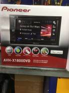 Pioneer AVH-X1800DVD