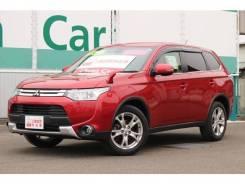 Mitsubishi Outlander. вариатор, 4wd, 2.4, бензин, 53 000 тыс. км, б/п. Под заказ