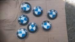 Эмблема багажника. BMW