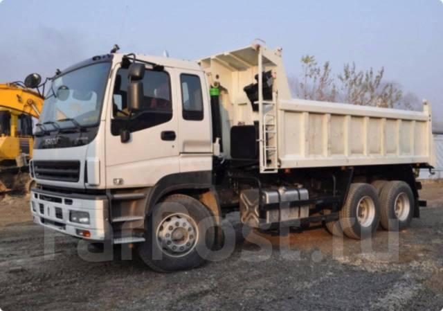 Isuzu Giga. Продается самосвал CYZ52P, 15 681 куб. см., 23 000 кг.