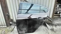 Дверь левая задняя Opel Insignia 2012г седан чёрная