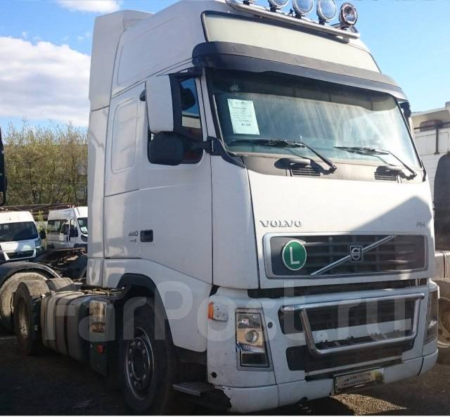 Volvo FH. 13.440, 12 780 куб. см., 18 000 кг.