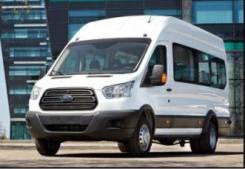 Ford Transit. Shuttle Bus 2,2L TDi 136HP M6, 2 200 куб. см., 19 мест