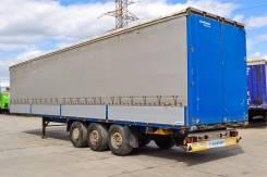 Krone SD. Шторно-бортовой полуприцеп 2008 г/в, 39 000 кг.