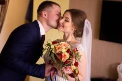 Свадебный фотограф. Свадебный день 12 000 р