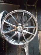 Sakura Wheels. 8.0x17, 5x114.30, ET35, ЦО 73,0мм.