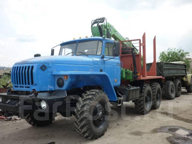 Урал. Продаем а/м после полного капитального ремонта, 14 860 куб. см., 10 000 кг.