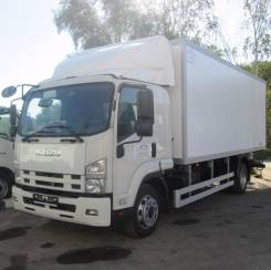 Isuzu Forward. с изотермическим фургоном, 5 200 куб. см., 6 700 кг.