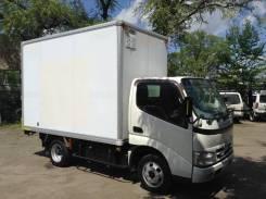 Toyota Dyna. 4WD, фургон 1,75тонн, 2 000 куб. см., 1 750 кг.