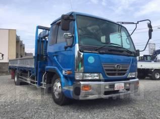 Nissan Condor. FE6, 6 900 куб. см., 5 000 кг. Под заказ