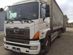 Hino 700. Продается грузовик HINO с прицепом Schwarzmuller., 12 913 куб. см., 30 000 кг.