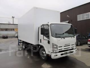 Isuzu Elf. c изотермическим фургоном, 5 200 куб. см., 4 000 кг.