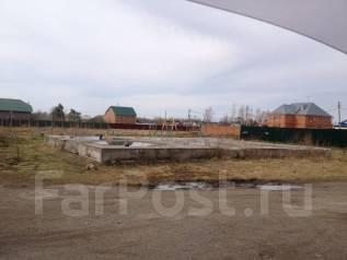 Продам земельный участок в п. Рощино. 1 500 кв.м., собственность, вода, от агентства недвижимости (посредник)