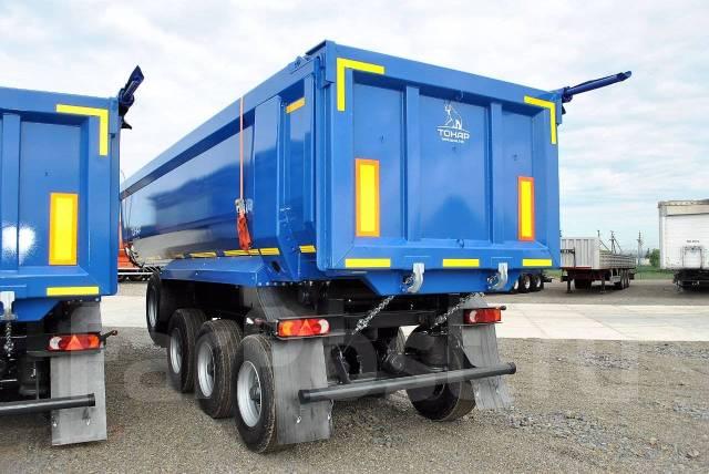 Тонар. Самосвальный полуприцеп 28, 30 000 кг.
