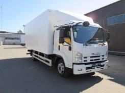 Isuzu Forward. 12.0 c промтоварным фургоном, 5 200 куб. см., 7 000 кг. Под заказ