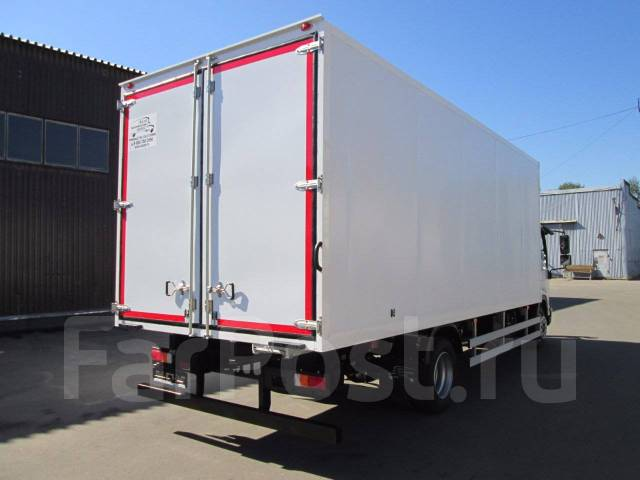 Isuzu Forward. 12.0 c промтоварным фургоном, 5 200 куб. см., 7 000 кг. Под заказ