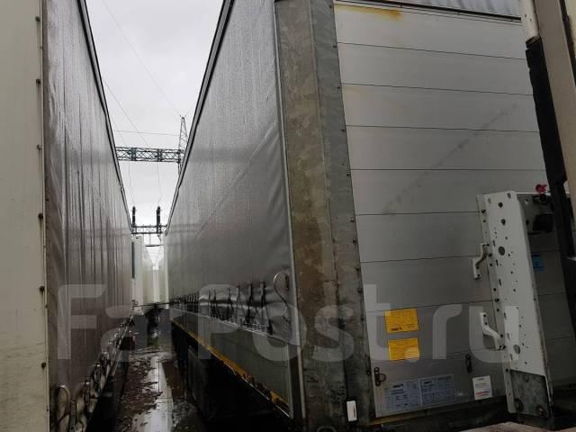 Schmitz S.CS. Schmitz scs bs 2012 штора борт 8199, 39 000 кг.