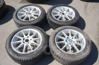 Продам комплект колес, возможна отправка. 7.0x16 5x114.30 ET45 ЦО 72,0мм.