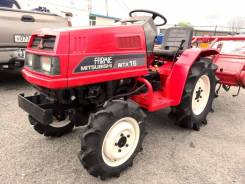Mitsubishi. Мини-трактор MTX15, 1 500 куб. см.