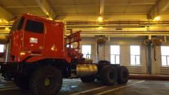 Kenworth C500. Автомобиль Kenworth C-500K С/Т (седельный тягач), 12 700 куб. см., 58 000 кг.