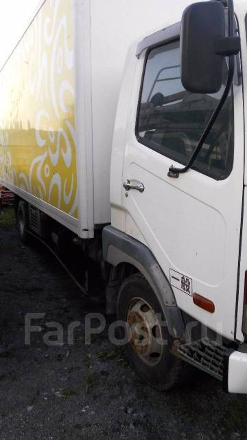 Mitsubishi Fuso. Продается грузовик-рефрижиратор MMC FUSO., 8 200 куб. см., 5 000 кг.