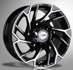 NZ Wheels SH660. 8.0x16, 6x139.70, ET0, ЦО 110,5 мм.
