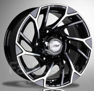 "NZ Wheels SH660. 8.0x16"", 6x139.70, ET0, ЦО 110,5мм."