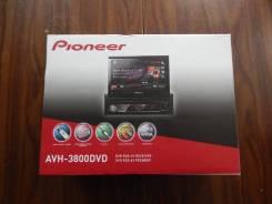 Pioneer AVH-3800DVD