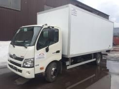 Hino 300. HINO 300 с изотермическим фургоном, 4 000 куб. см., 4 000 кг.