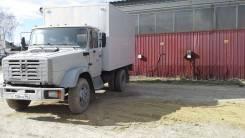 ЗИЛ 433362. ЗИЛ-фургон, метан, 2003год, 6 000 куб. см., 6 000 кг.