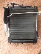 Радиатор охлаждения двигателя. Subaru R2, RC1, RC2 Subaru R1, RJ2, RJ1 Subaru Stella, RN2, RN1 Двигатели: EN07D, EN07E, EN07, EN07X