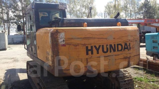 Hyundai LC-7. Продается экскаватор Hyundai R 160 LC-7, 4 996 куб. см., 0,70куб. м.