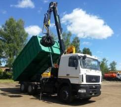 МАЗ 6312. Продам Ломовоз B5-8429-012 с Майман-110S, 6 650 куб. см., 10 100 кг.