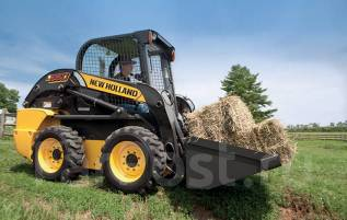 New Holland L220. Мини-погрузчик , 905 кг.