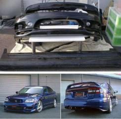 Обвес кузова аэродинамический. Subaru Legacy B4 Subaru Legacy