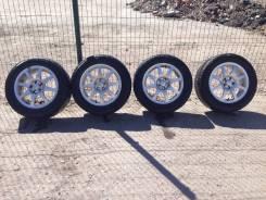 Комплект колес Диски Всмпо (Паллада) Ковка 6,5х16 5х100 ЕТ45 DIA 72,6. 6.5x16 5x100.00 ET45 ЦО 72,6мм.