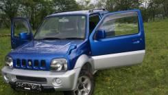 Suzuki Jimny. автомат, 4wd, 1.3 (88 л.с.), бензин, 123 000 тыс. км