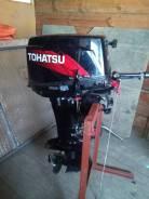 Tohatsu. 25,00л.с., 2х тактный, бензин, нога S (381 мм), Год: 2014 год