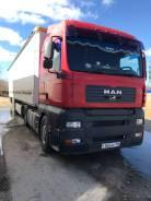 MAN TGA 18.480 4x2 BLS-L. Продам сцепку тягач МАН ТГА и прицеп шмитц в хорошем состоянии, 12 800 куб. см., 20 000 кг.