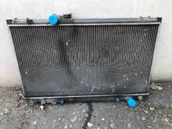 Радиатор охлаждения двигателя. Toyota Cresta, JZX100 Toyota Mark II, JZX100 Toyota Chaser, JZX100 Двигатель 1JZGTE