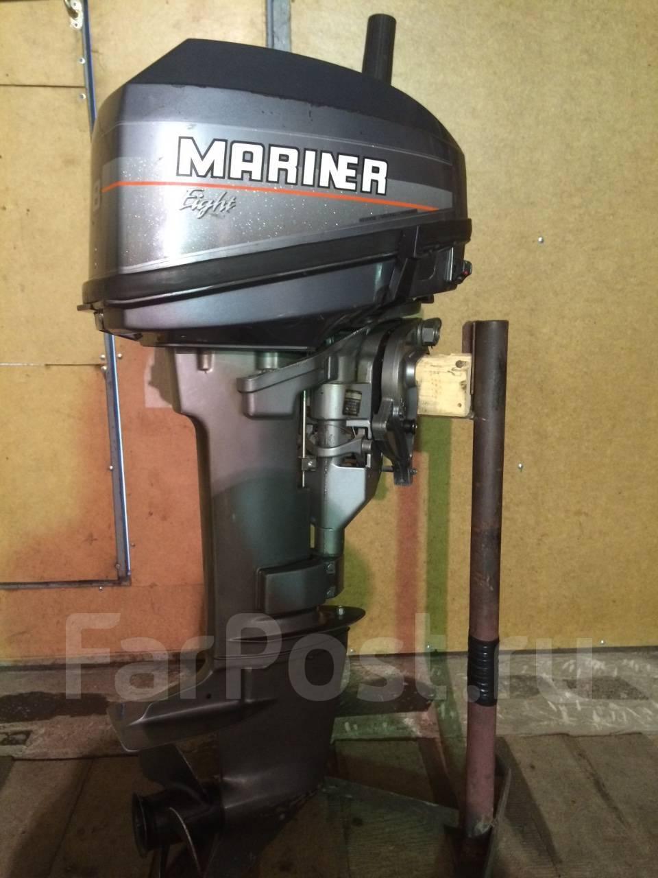 инструкция лодочный мотор mariner-4 л с