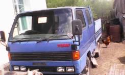 Mazda Titan. Продаётся 2х кабинный грузовик мазда титан, 2 500 куб. см., 1 500 кг.