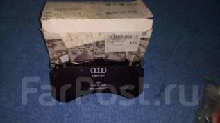 Колодка тормозная. Audi A8