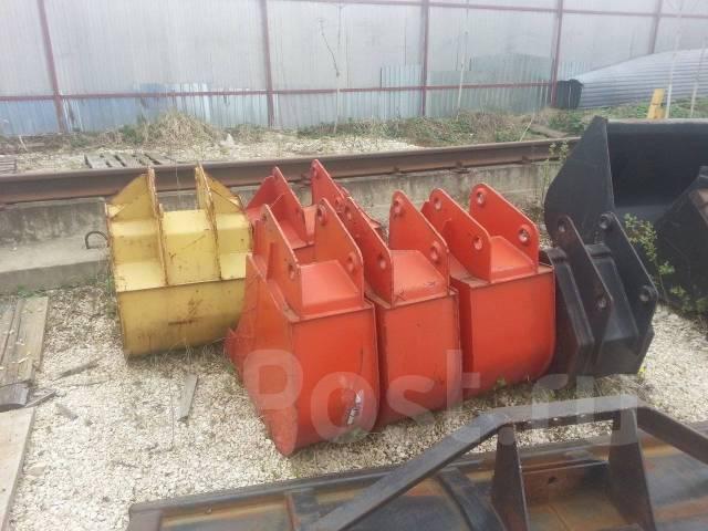ЭБП 11. Продаю экскаватор-бульдозер-погрузчик ЭБП-11 (смещаемая ось), 4 750 куб. см., 0,22куб. м.